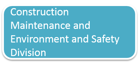● Construction, Maintenance, and Environment and Safety Division